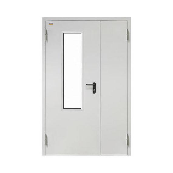 дверь техническая двустворчатая ДТС2